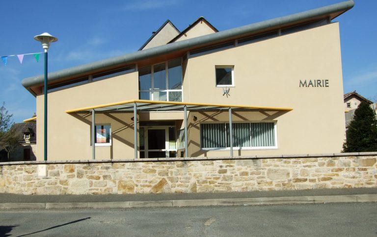 Mairie de Roussenac