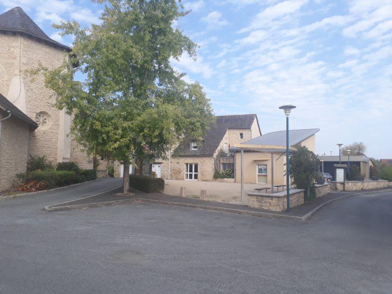 Centre de Roussennac