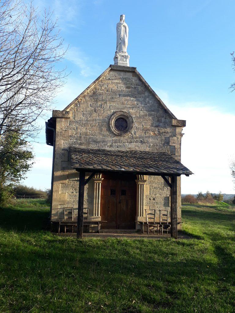 La chapelle de Roussennac
