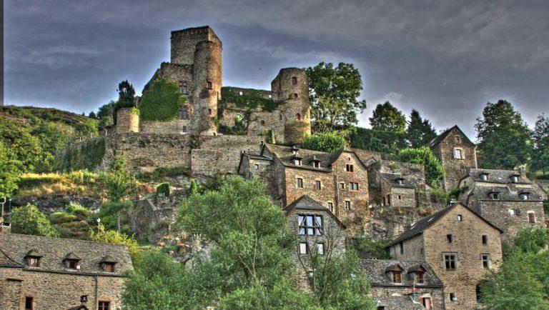 Le château Belcastel