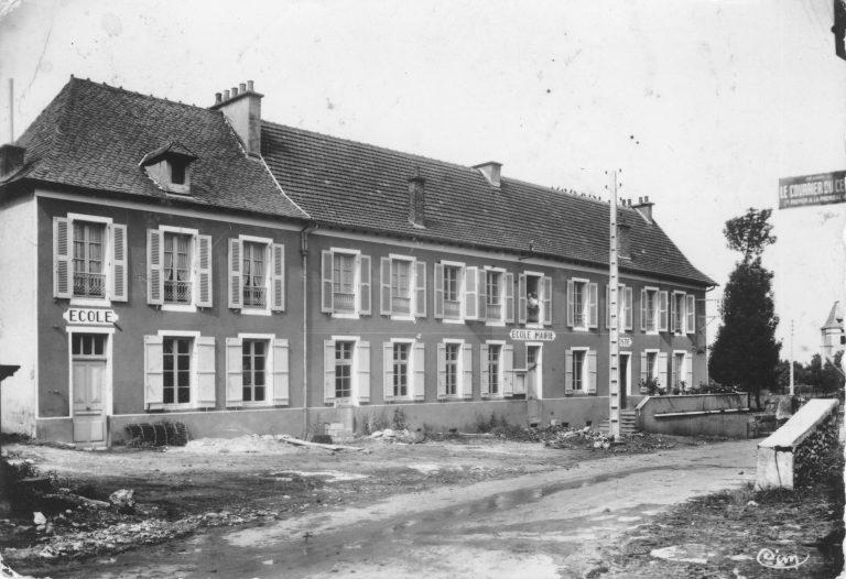 Ancienne école avant