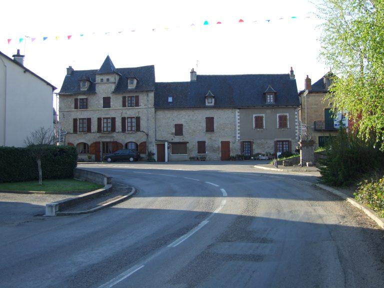 Avenue de Bournazel après