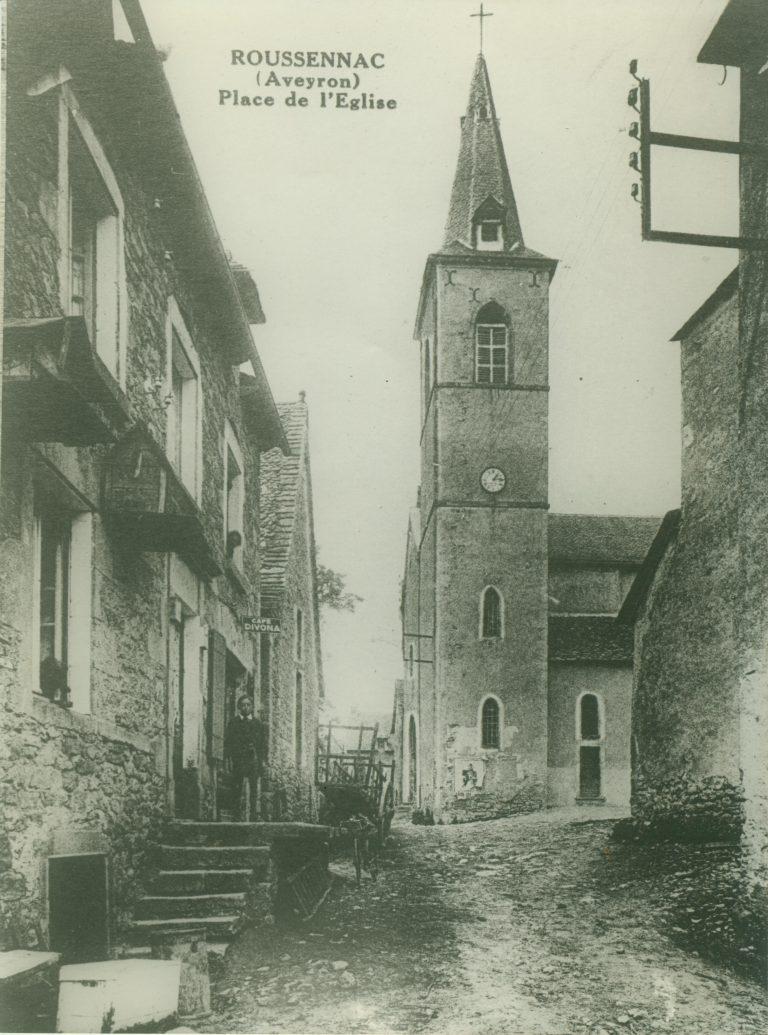 Église avant