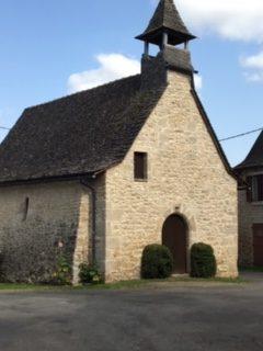 La chapelle d'Espeilhac