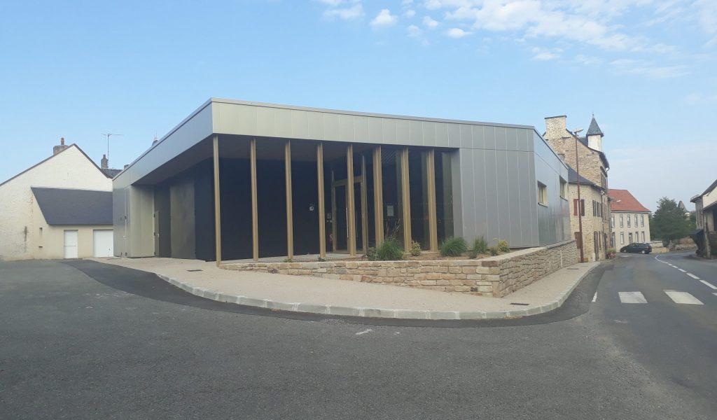Salle des fêtes de Roussennac
